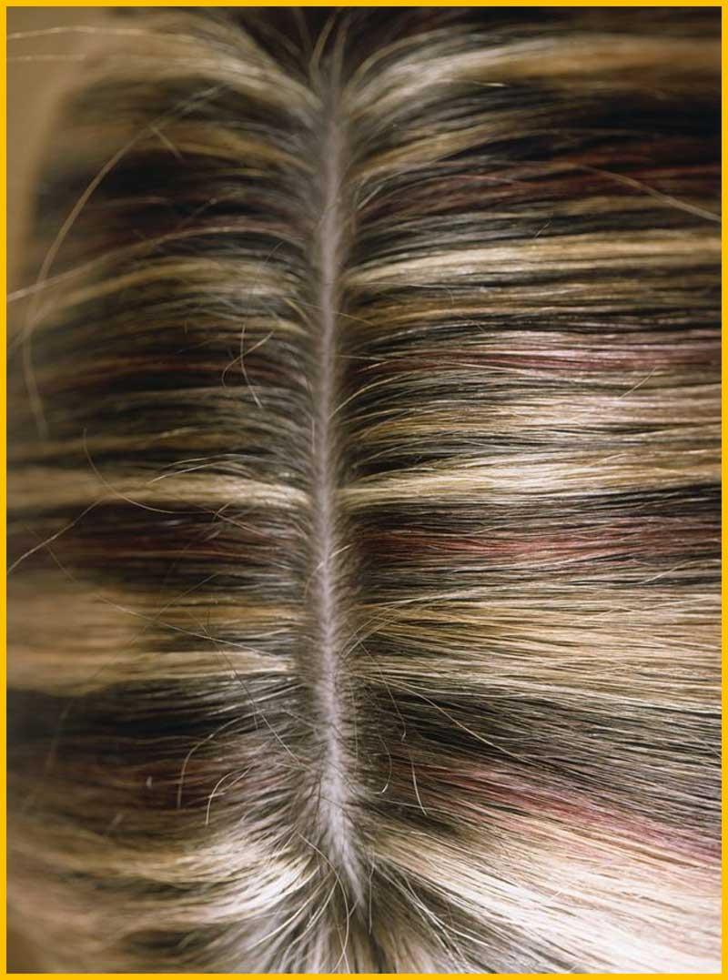 Pin Curls hair