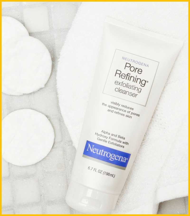 Pore Refining Cleanser - Enlarged Pores