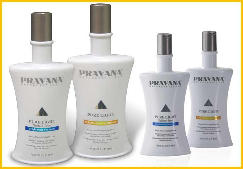 Pravana Pure Light Brightening Shampoo