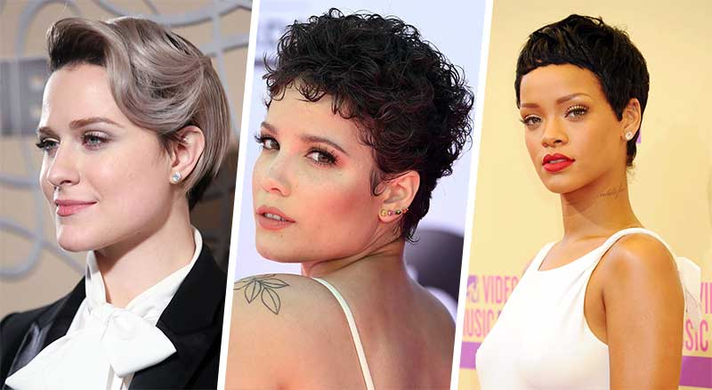Pretty Pixie Hairstyles