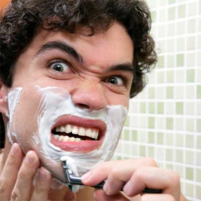 Preventing Common Shaving Problems