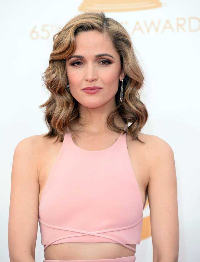 Rose Byrne's Brown Hair Color