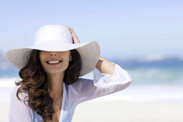 Sun Exposure is Fading Your Hair