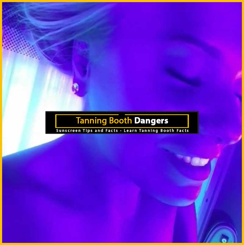 Tanning Booth Dangers