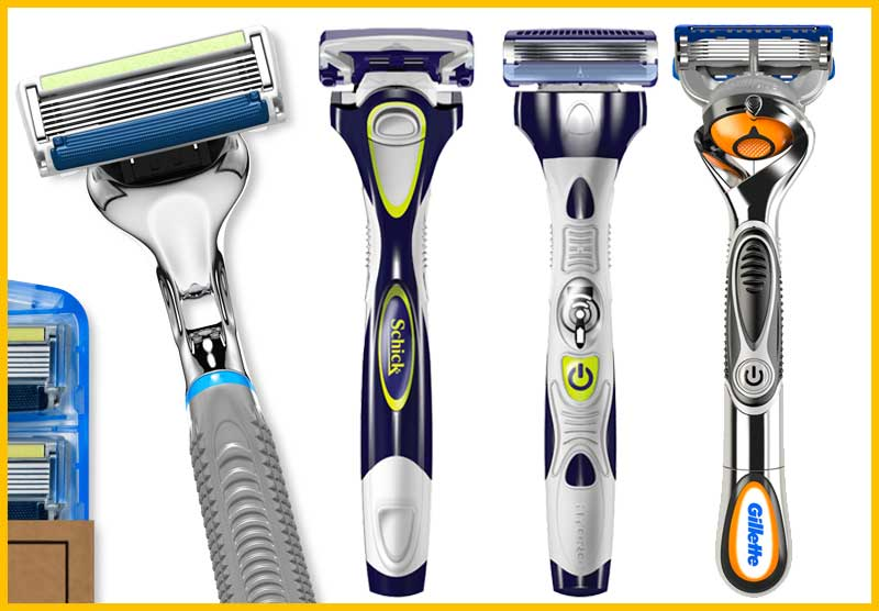 Top 5 Best Razors