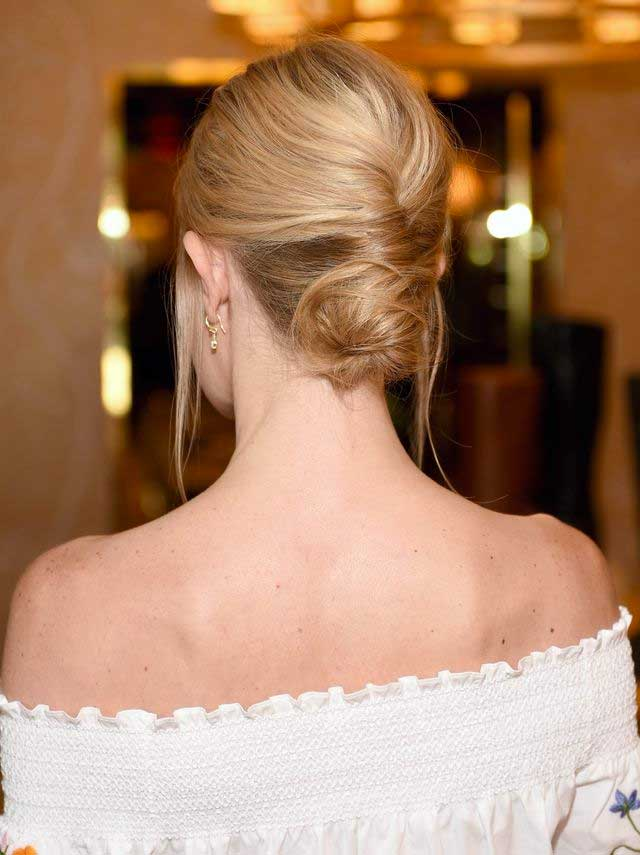 Twist on the Classic French Twist