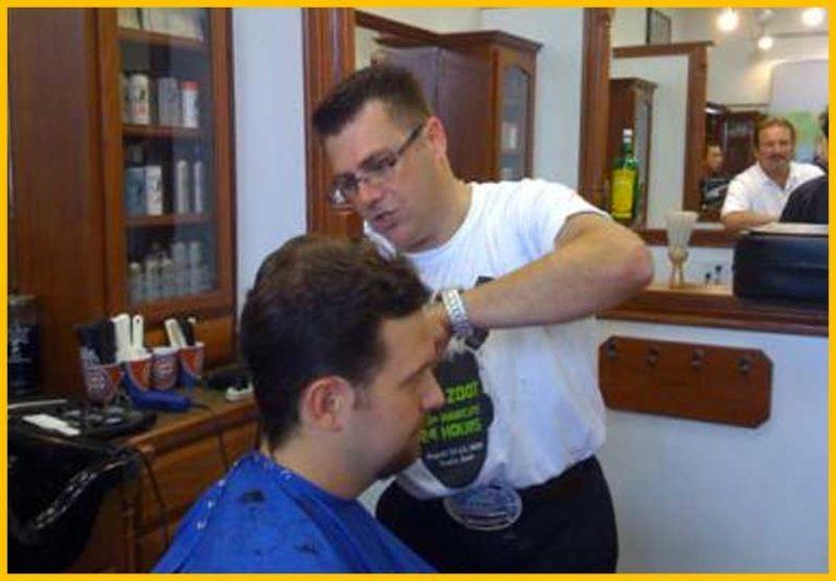 Worlds Fastest Haircut Ivan Zoot