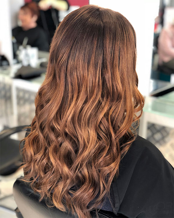 waves hairstyle - homecoming hairstyles