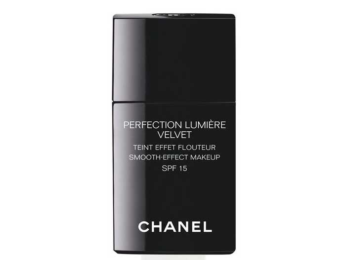 Chanel Perfection Velvet Smooth Effect Makeup