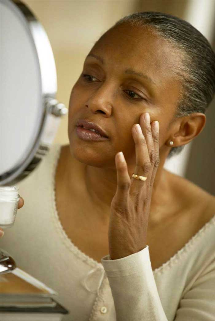 Tips for Mature Black Skin