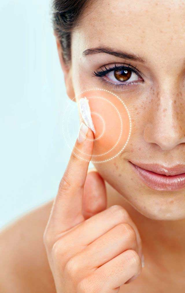 What Our Skin Contains