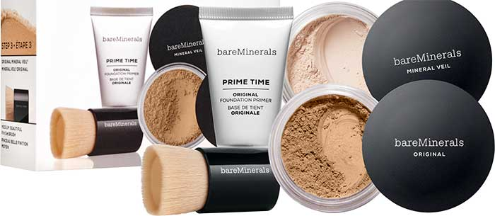 Bare Minerals Getting Started Kit