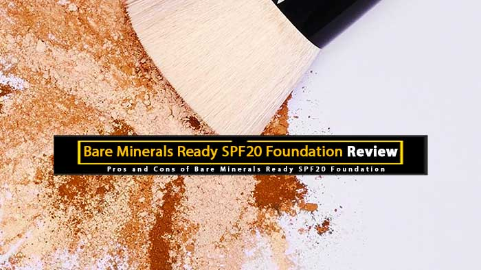 Bare Minerals Ready SPF20 Foundation