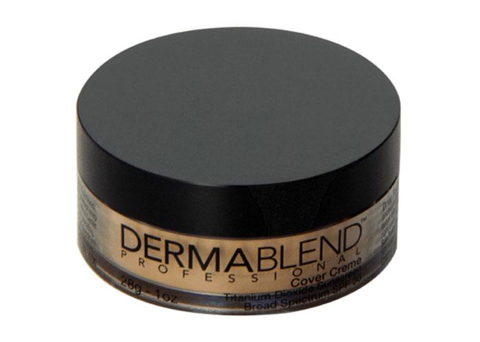 Best Concealer for Body: Dermablend Cover Creme