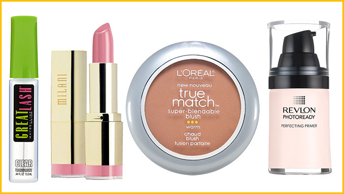 Best Makeup Buys From The Drugstore