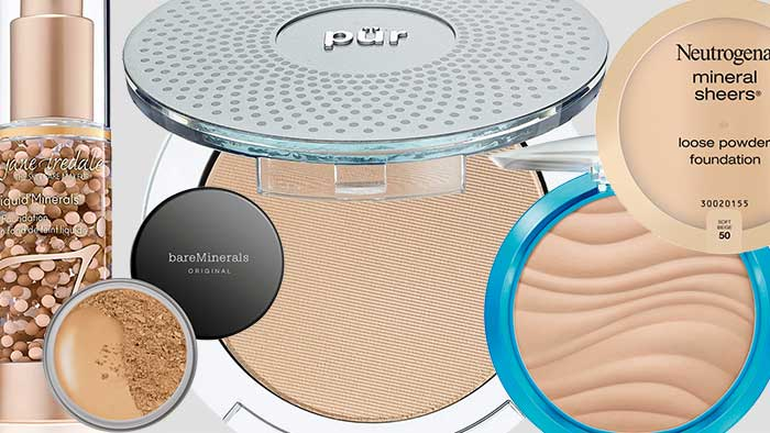 Best Mineral Makeup Products