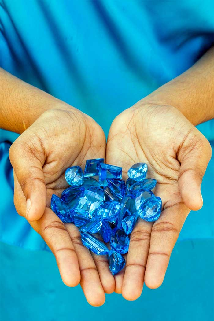 How to Clean Gemstone Jewelry