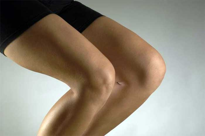 How to Prevent Saggy Knees