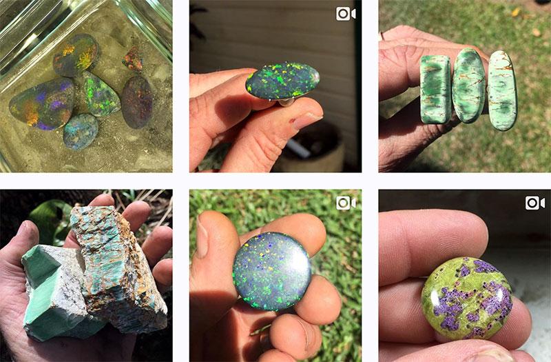 Instagram Accounts Opal Lovers