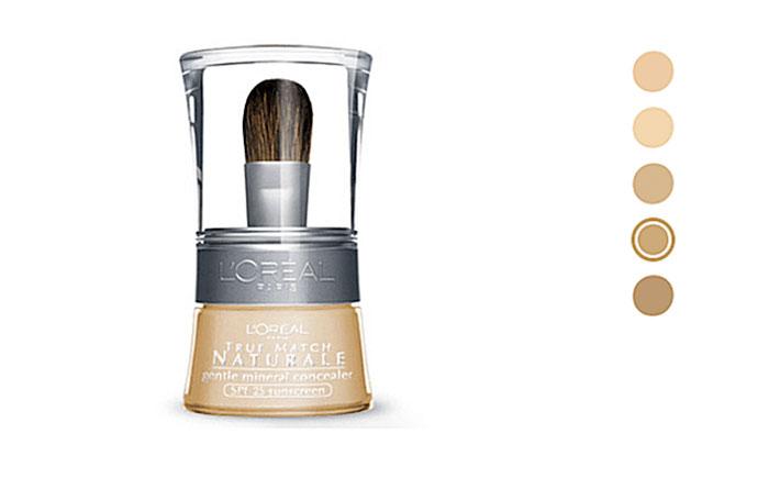 Best Mineral Concealer: L'Oreal True Match Bare Naturale