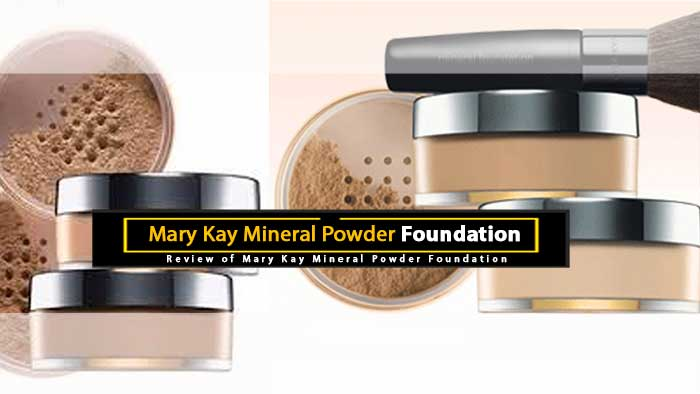 Review of Mary Kay Mineral Powder Foundation