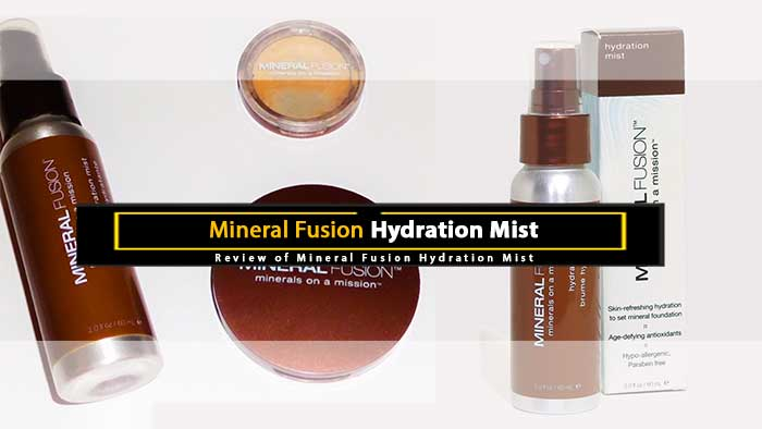 Mineral Fusion Hydration Mist