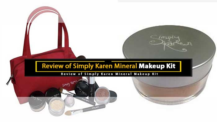 Simply Karen Mineral Makeup Kit