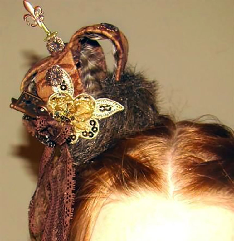 Steampunk Mini Crown