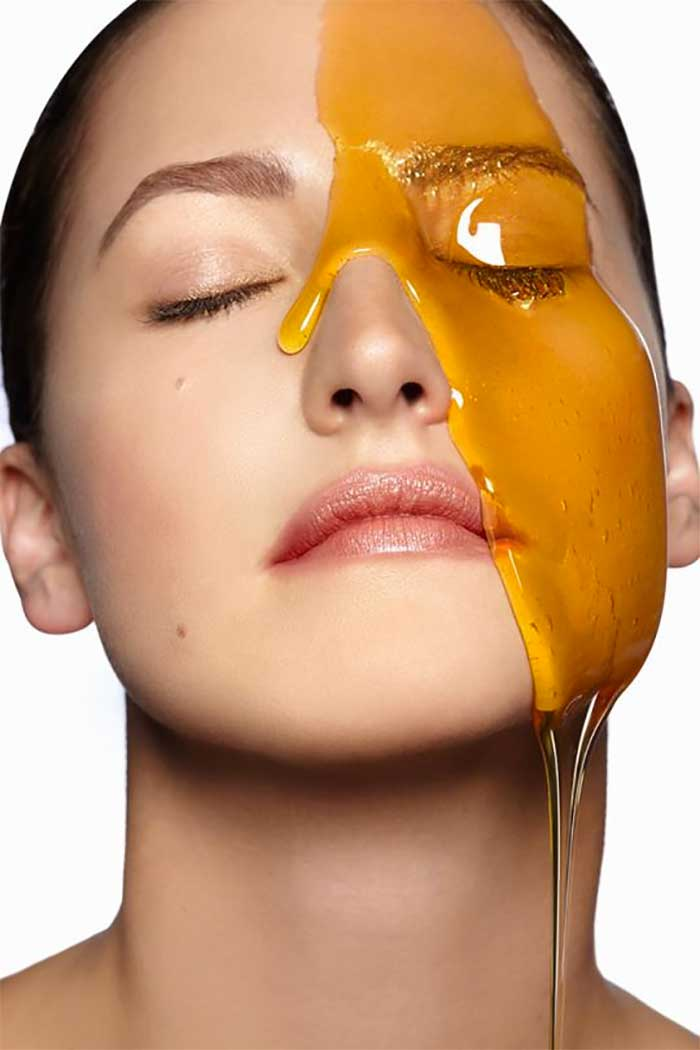 What Skin Types Is Honey Best For
