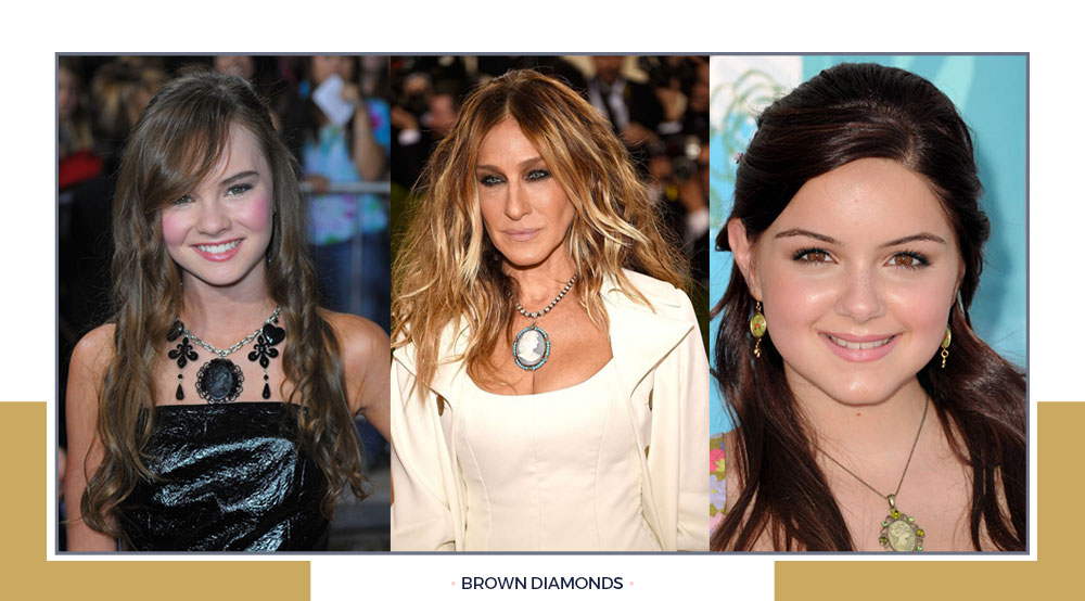 Celebrities Wearing Cameos