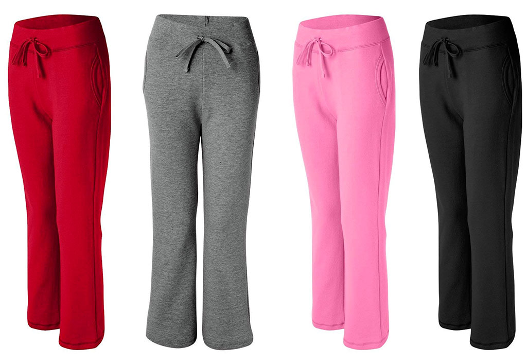 Women's Sweatpants Review