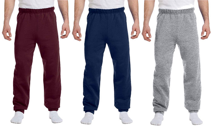 nublend fleece relaxed fit sweatpants