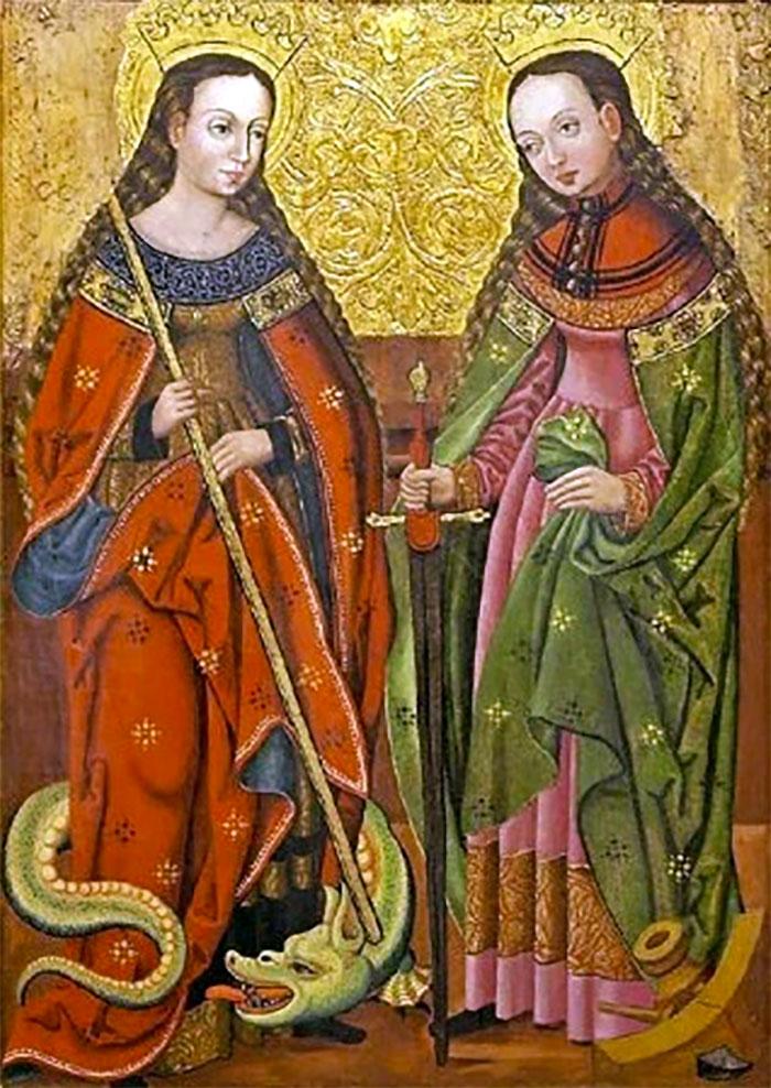 Crown Medieval Hairstyles