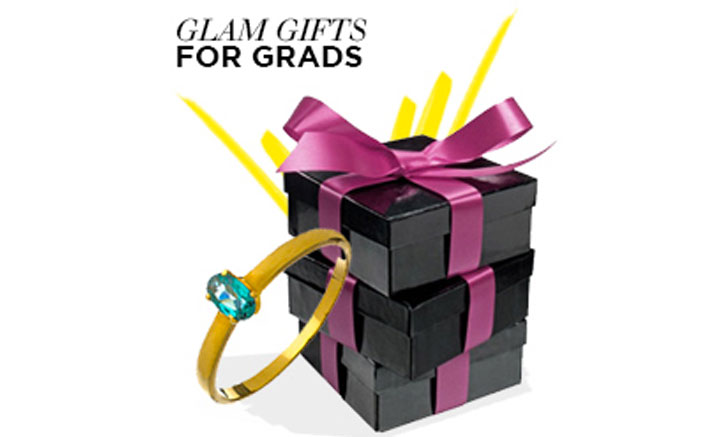 Glam Gifts for Grads