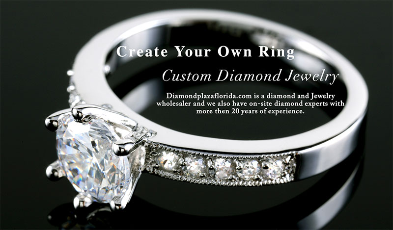 Custome Diamond Jewelry