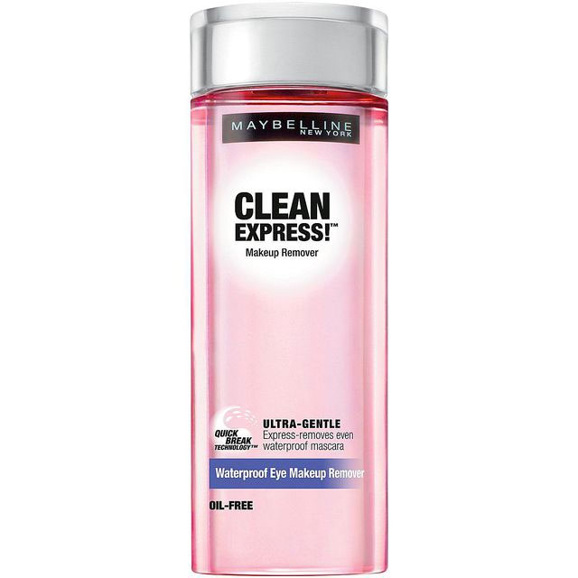 Maybelline Clean Express Ultra Gentle Waterproof Eye Makeup Remover