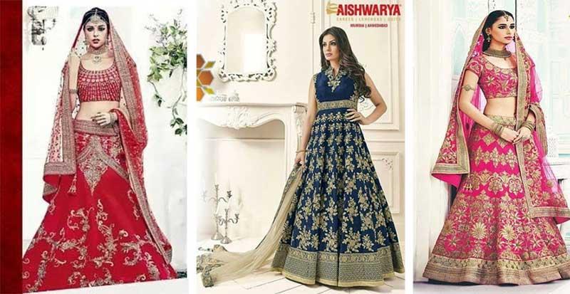 Wedding Dresses, India