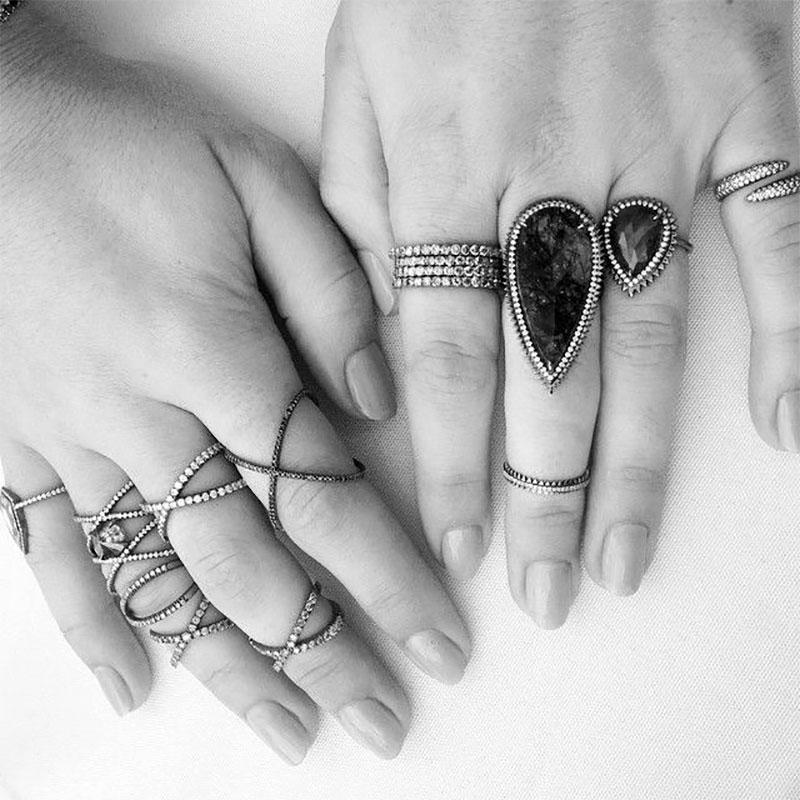 Eva Zuckerman Jewelry Designer