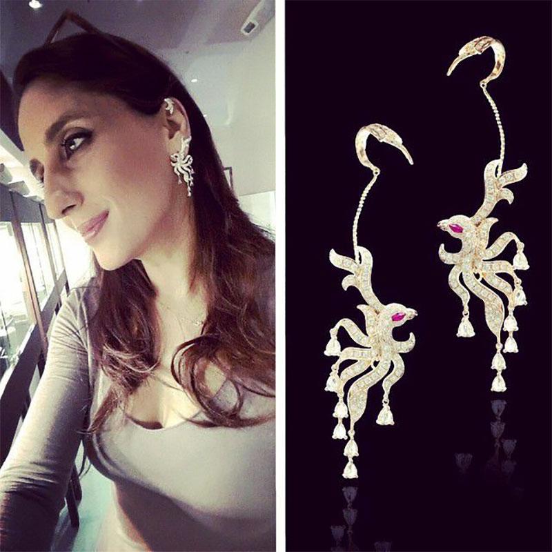 Farah Khan Ali Jewelry Designer
