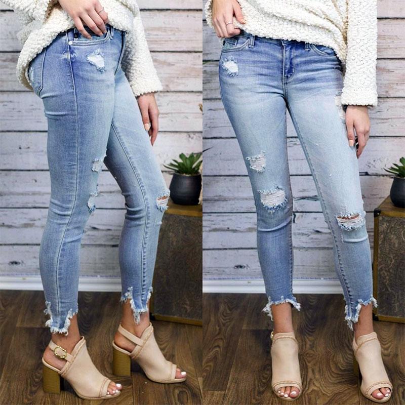 DIY Jeans Tutorial