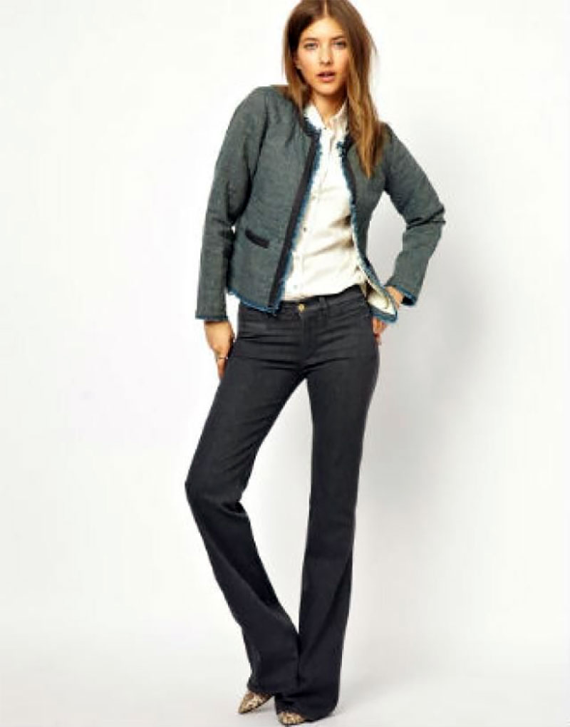 MiH Jeans the Marrakesh Trouser