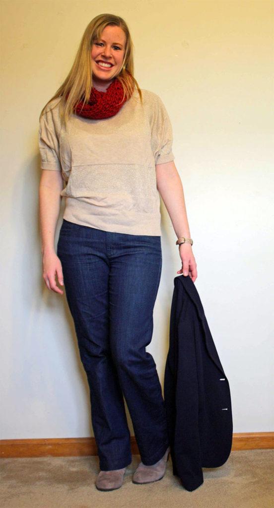 Old Navy Trouser Jean