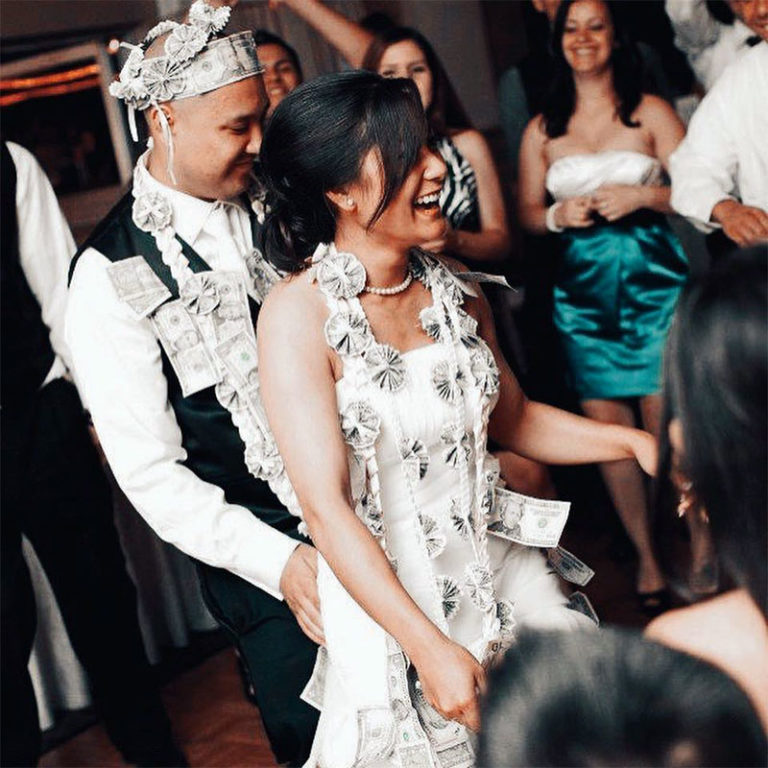 Wedding Money Dance Traditions