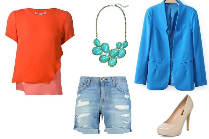 Colorful Summer Outfit