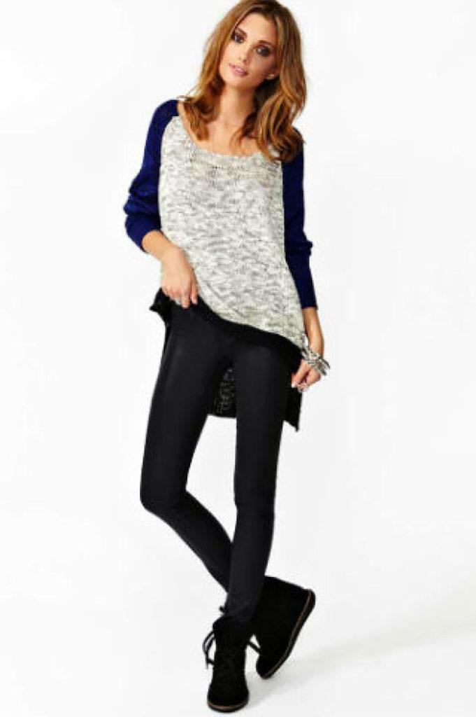 Fishtail Sweater