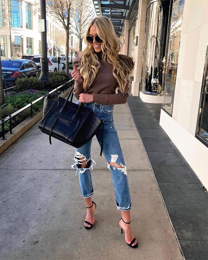Casual Jeans Outfits