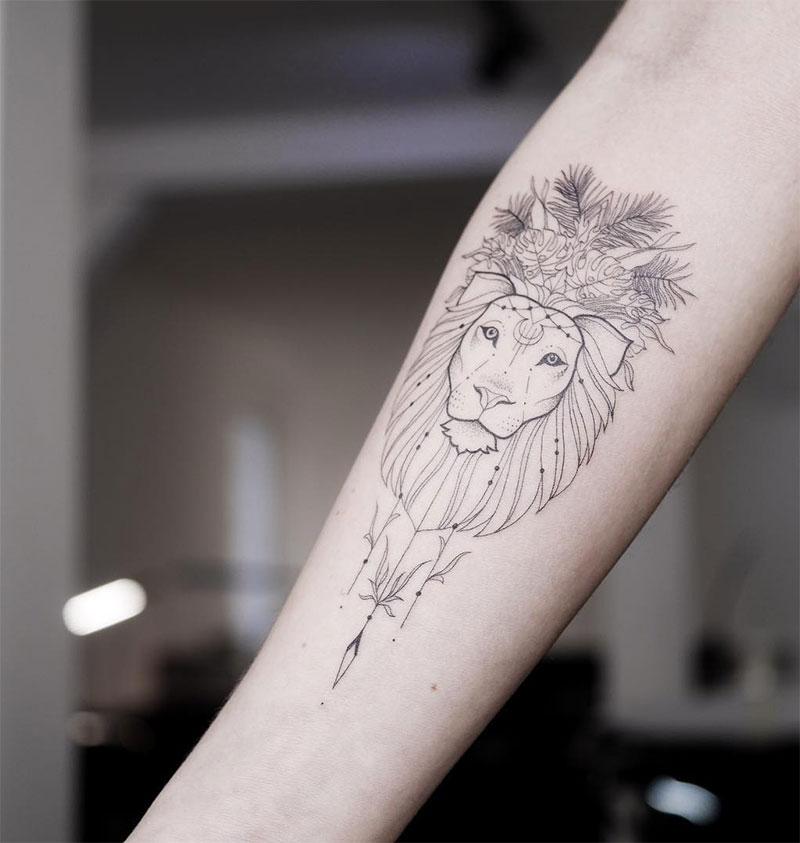 Tattoo Lettering Idea