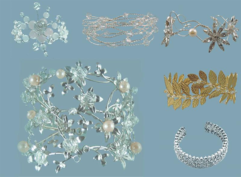 Bridal Jewelry: Cuff Bracelets