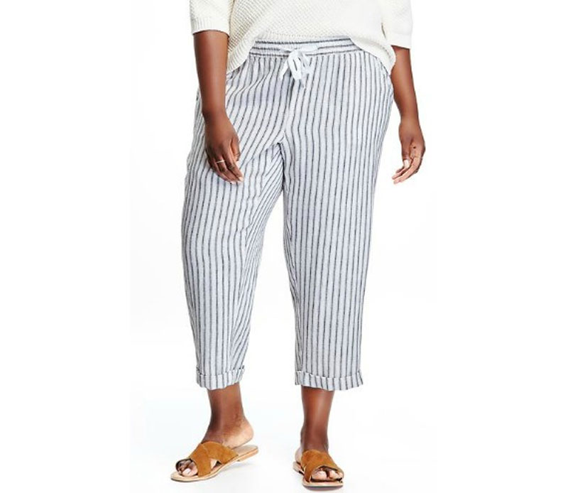 Plus-Size Pants