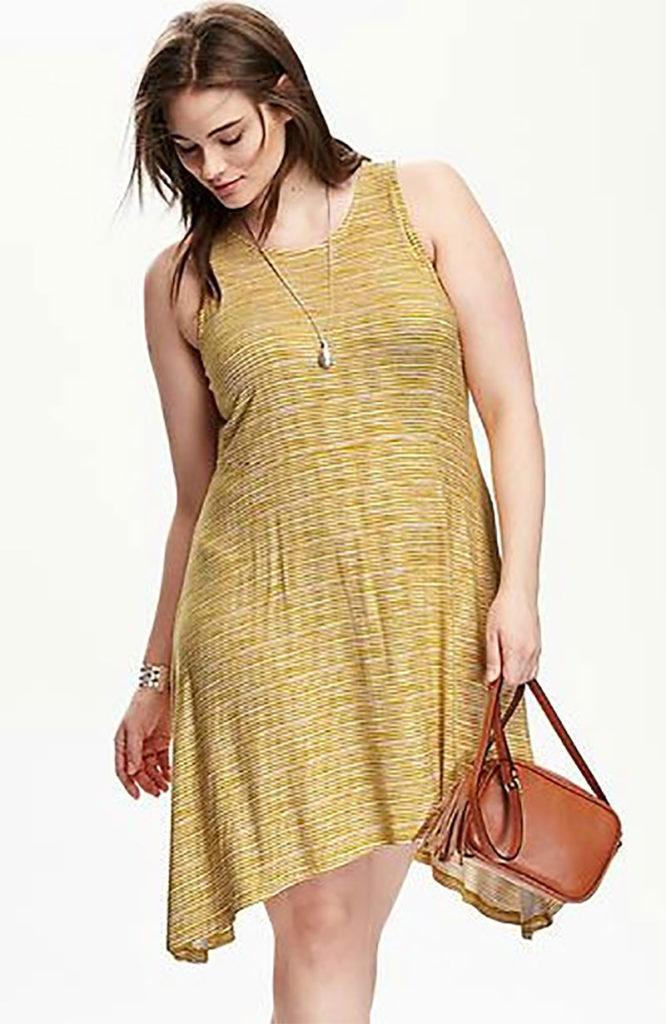 Plus-Size Tank Dress